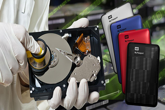 external hard disk Data Recovery Services in Chennai